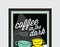 Coffee Societe - Coffee In The Dark Poster