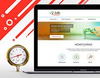 tdb kalibrasyon Web Design