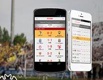 Official App Albacete Balompie S.A.D.
