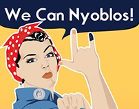 We can Nyoblos