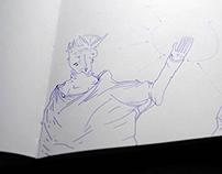 Sketchbook Doodles 02