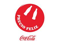 Coca-Cola Precio Feliz