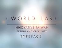 world lab font