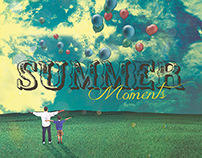 Summer Moments Poster