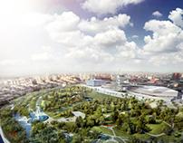 Khodynka Park – Moscow International Competition