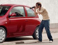 Nissan Micra Print Ad