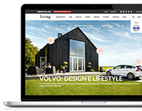 Living.corriere.it - Volvo: design e lifestyle