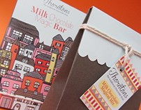 Thorntons Rebrand - Packaging