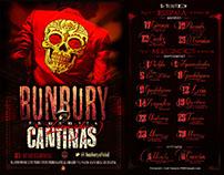 Bunbury Licenciado Cantinas Tour 2012