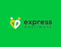 Express matrimony branding