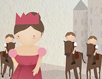 Confused Princess