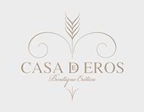 Casa de Eros | Social Media graphic design - part I