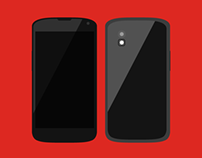 Flat Design | Nexus Series Illustrations