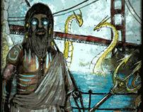 Pantheon Magazine: Poseidon