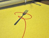 In cucina c'è Rosaria - Logo & flyer
