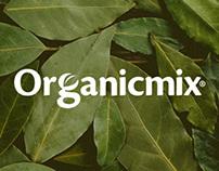 Identidade Visual | Organicmix