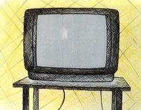 Audiovisual Broche