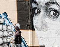 Porto : Rua de Lionesa, Artist Draw