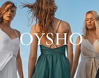 OYSHO ― Online store redesign