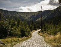 POLAND Karkonosze Mountains (Karpacz)