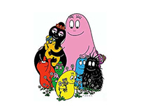 Barbapapa collection