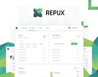 RepuX MVP