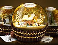 Ferrero Rocher | Christmas 2013 Website