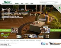 Trex Corporate Website