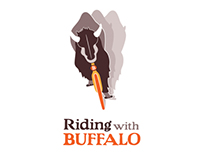 Riding with Buffalo