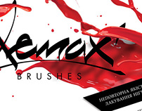 Lemax Brushes