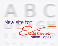 New site for Excelsior Ottica-Optik
