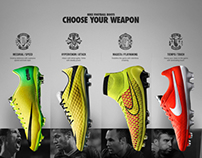 BootRoom Nike Football