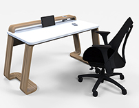 Desk Concept - Home Furniture