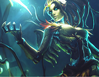 Zyra - League of Legends