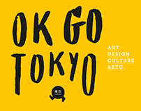ok go tokyo 1&2 guidebook