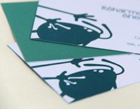 Cartes de visite YOGA & réharmonisation énergétique