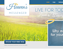 Heaven's Messenger Website