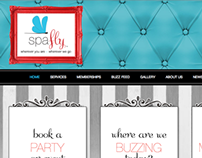 Spa Fly Website