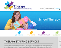 Therapy Rehab Website