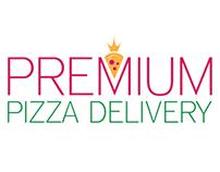 Identidade Premium Pizza