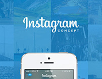 Instagram iOS App Redesign