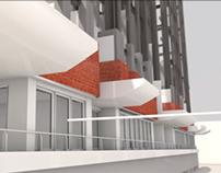 Markt Papendrecht - Building construction (progress)