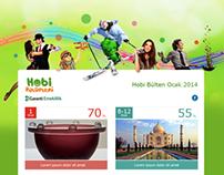Garanti Emeklilik Hobi Kulüpleri Newsletter