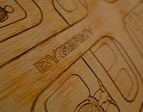 TABLA #03 - skateboard