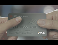 Mundial. Visa Banco Internacional - TV