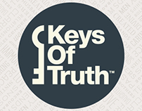 Keys of Truth Brand and Identity Development