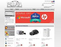 Portal e-commerce and Logistics Distributor Tariff. Por