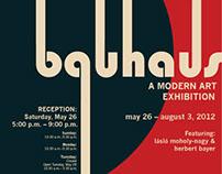 Bauhaus Museum Exhibition Posters
