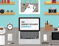 The Graphic Designer Essentials : Stock Vectors