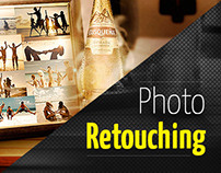 Photo Retouching - Mix brands
